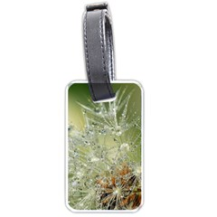 Dandelion Luggage Tag (One Side)