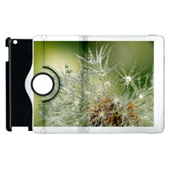 Dandelion Apple Ipad 2 Flip 360 Case