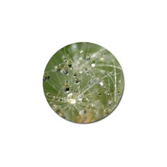 Dandelion Golf Ball Marker 10 Pack