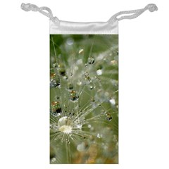 Dandelion Jewelry Bag