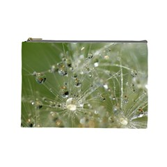 Dandelion Cosmetic Bag (large)