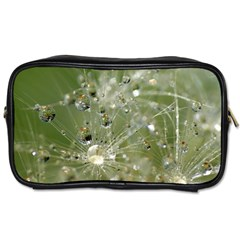 Dandelion Travel Toiletry Bag (Two Sides)