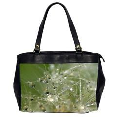 Dandelion Oversize Office Handbag (Two Sides)