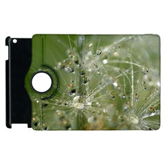 Dandelion Apple iPad 3/4 Flip 360 Case