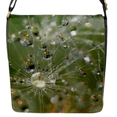Dandelion Flap closure messenger bag (Small)