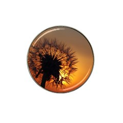 Dandelion Golf Ball Marker (for Hat Clip)