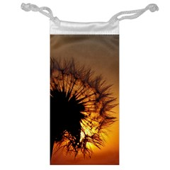 Dandelion Jewelry Bag