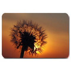 Dandelion Large Door Mat