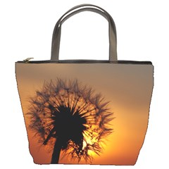 Dandelion Bucket Bag
