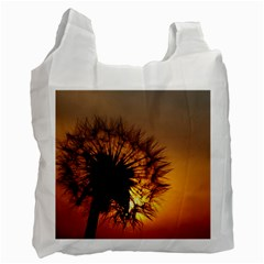 Dandelion Recycle Bag (One Side)
