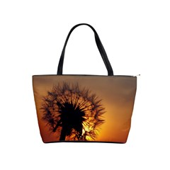 Dandelion Large Shoulder Bag
