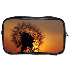 Dandelion Travel Toiletry Bag (One Side)
