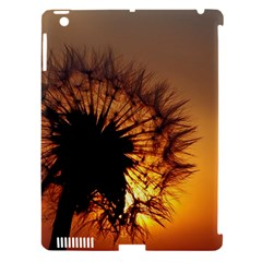 Dandelion Apple Ipad 3/4 Hardshell Case (compatible With Smart Cover)