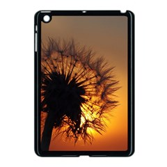 Dandelion Apple Ipad Mini Case (black)