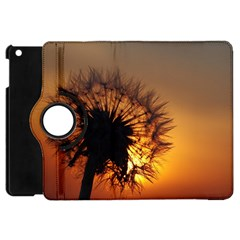 Dandelion Apple iPad Mini Flip 360 Case