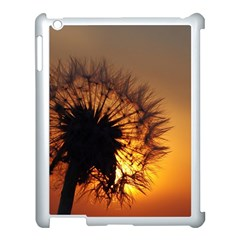 Dandelion Apple iPad 3/4 Case (White)