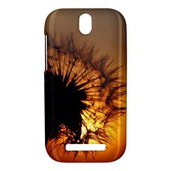 Dandelion HTC One SV Hardshell Case