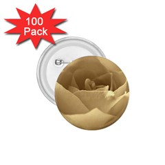 Rose  1.75  Button (100 pack)
