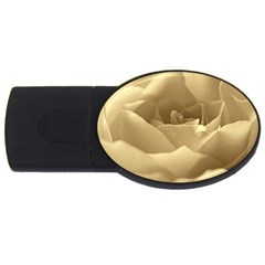 Rose  2GB USB Flash Drive (Oval)
