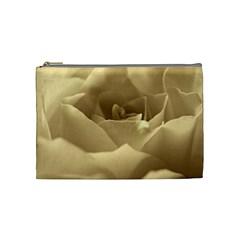 Rose  Cosmetic Bag (Medium)