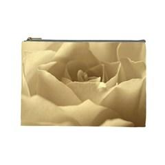 Rose  Cosmetic Bag (large)