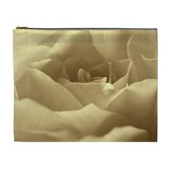 Rose  Cosmetic Bag (XL)