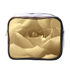 Rose  Mini Travel Toiletry Bag (one Side)