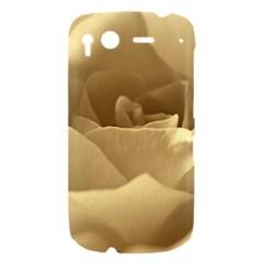 Rose  HTC Desire S Hardshell Case