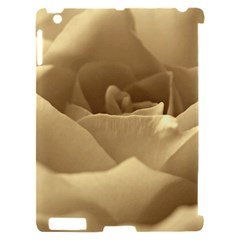 Rose  Apple iPad 2 Hardshell Case (Compatible with Smart Cover)