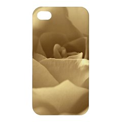 Rose  Apple Iphone 4/4s Premium Hardshell Case