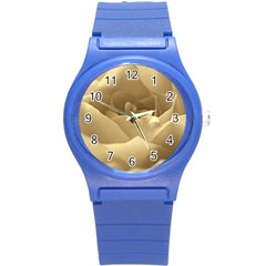 Rose  Plastic Sport Watch (Small)