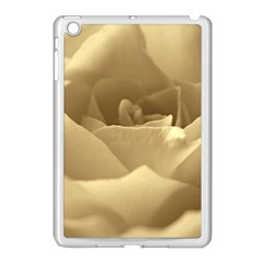 Rose  Apple iPad Mini Case (White)