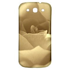 Rose  Samsung Galaxy S3 S III Classic Hardshell Back Case