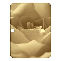 Rose  Samsung Galaxy Tab 3 (10 1 ) P5200 Hardshell Case