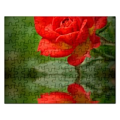 Rose Jigsaw Puzzle (rectangle)