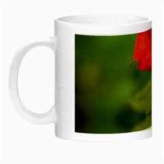 Rose Glow in the Dark Mug