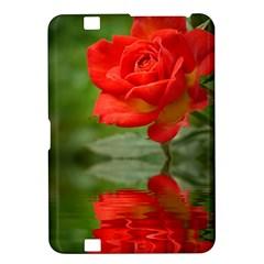 Rose Kindle Fire HD 8.9  Hardshell Case
