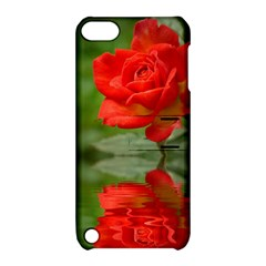 Rose Apple iPod Touch 5 Hardshell Case with Stand