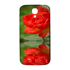 Rose Samsung Galaxy S4 I9500/i9505  Hardshell Back Case