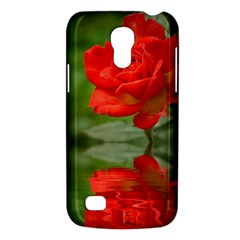 Rose Samsung Galaxy S4 Mini Hardshell Case