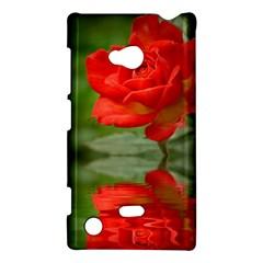 Rose Nokia Lumia 720 Hardshell Case