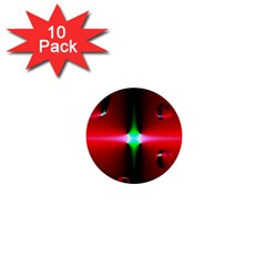 Magic Balls 1  Mini Button (10 Pack)