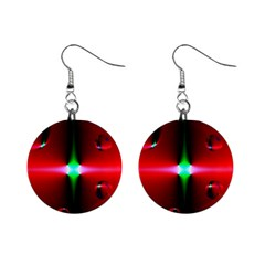 Magic Balls Mini Button Earrings