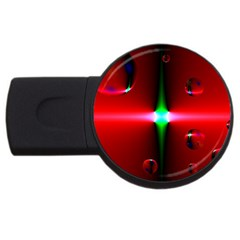 Magic Balls 1GB USB Flash Drive (Round)