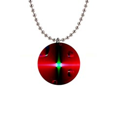 Magic Balls Button Necklace