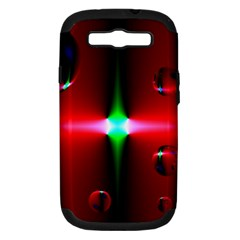 Magic Balls Samsung Galaxy S III Hardshell Case (PC+Silicone)