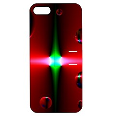 Magic Balls Apple Iphone 5 Hardshell Case With Stand