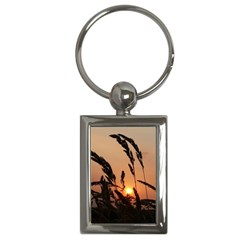 Sunset Key Chain (rectangle)