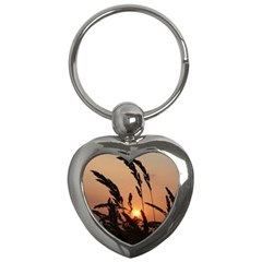 Sunset Key Chain (Heart)