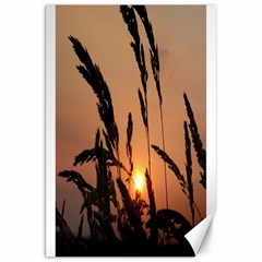 Sunset Canvas 20  x 30  (Unframed)